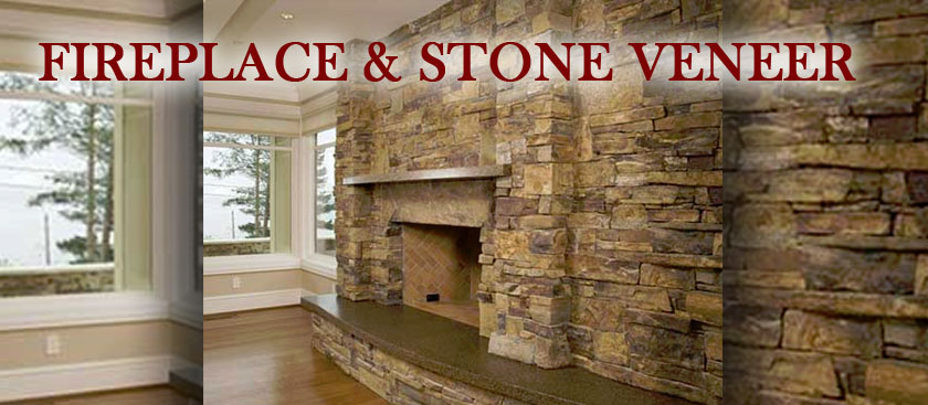 Fireplaces And Stone Veneer In Riverside